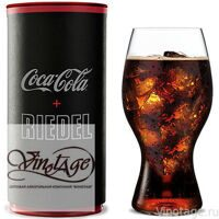 Бокал RIEDEL COCA-COLA GLASS / Ридель Кока Кола 0,48 л в тубусе
