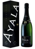 Шампанское Ayala Brut Nature( Zero Dosage) / Айала Брют Натюр ( Дозаж Зеро) 0,75 л
