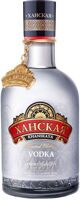 Водка Ханская на спирте Альфа Лимитед Эдишен 0.5 / Vodka Khanskaya Limited Edition 0,5