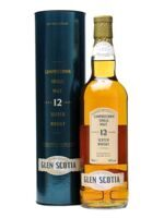 Whisky Glen Scotia 12 Years Single Malt / Виски Глен Скотиа Сингл Молт 12 лет в тубусе 0,7 л