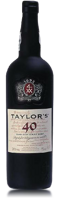 Портвейн Taylor's 40-Year Old Tawny Port / Тэйлорс 40 лет выдержки 0,75 л