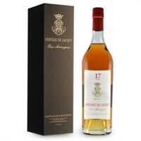 Bas-Armagnac Chateau de Lacquy 17 ans in gift box/ Ба Арманьяк Шато де Лаки 17 лет в п/у 43,5% 0,7