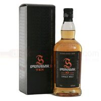 Whisky Springbank 10 Years Single Malt  / Виски Спрингбэнк Сингл Молт 10 лет 0,7 л