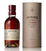 Whisky Aberlour A`bunadh Single malt / Виски Аберлоу А Бунадх Сингл Молт в тубе 0,7