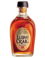 Whiskey Bourbon Elijah Craig 12 Years / Виски Бурбон Элайджа Крейг 12 лет 0,7 л