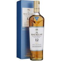 Виски Macallan Triple Cask Matured 12 years old, gift box / Макаллан Трипл Каск 12 летний 0.7 л