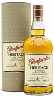 "Whisky GLENFARCLAS ""Heritage"", In Tube, 0.7 л / Виски Гленфарклас Хэритейж 0,7 л."