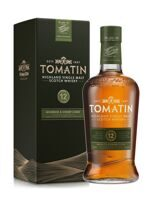 Whisky TOMATIN 12 years 43% / Виски Томатин 12 лет 0,7 п/у