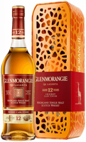 Виски Glenmorangie The Lasanta gift box 0.7 / Гленморанжи Ласанта
