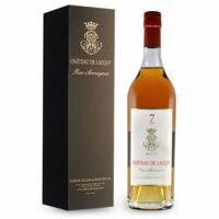 Bas-Armagnac Chateau de Lacquy 7 ans in gift box/ Ба Арманьяк Шато де Лаки 7 лет 40,5% в п/у 0,7