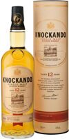 Whisky Knockando 12 Years Single Malt / Виски Ноканду Сингл Молт 12 лет в тубусе 0,7 л