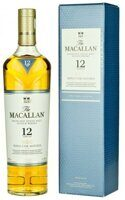 Виски Macallan Triple Cask Matured 12 years old, gift box / Макаллан Трипл Каск 12 летний 0.5 л