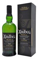 Виски Ardbeg 10 Years Old 0.7 / Виски Ардбег 10 лет